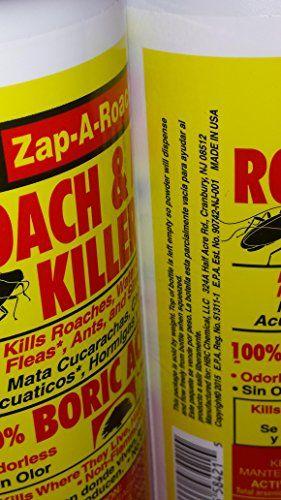 #instagarden #manythings 2 Pk, #Boric Acid Roach & Ant Killer -1LB (454 gms) each(2 lbs in total)