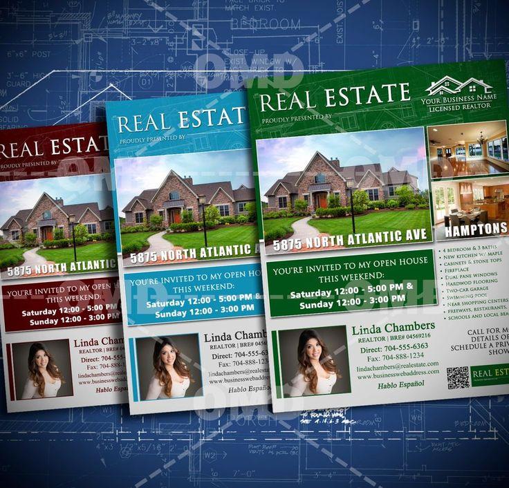 68 best professional marketing images on pinterest templates real estate marketing designs realtor listing flyer craigslist flyer custom pronofoot35fo Images
