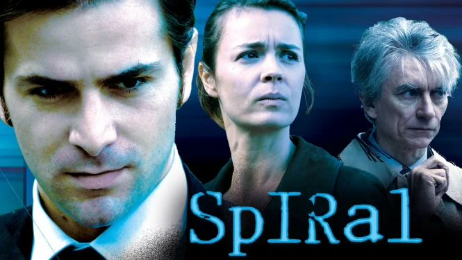 Spiral (Series)-This gritty crime drama set in the dark underbelly of Paris follows police officers and lawyers as they investigate and prosecute crimes.