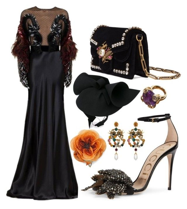 """""""Tribute to Gucci 02"""" by viraslv on Polyvore featuring Gucci"""