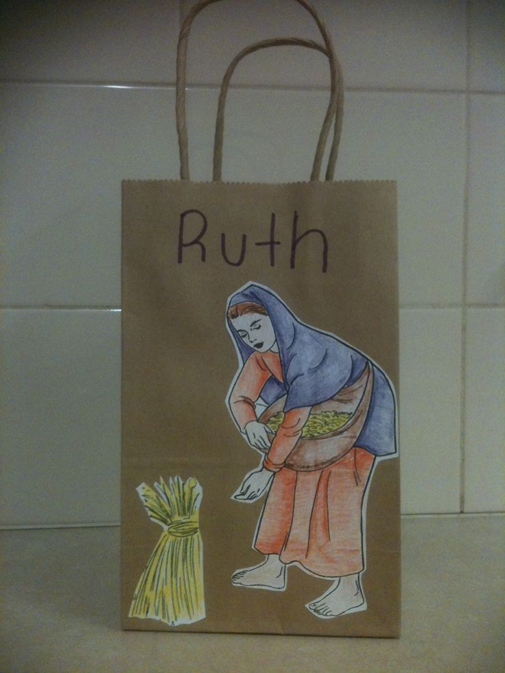 17 best images about bible story ruth on pinterest for Bible story crafts for kids