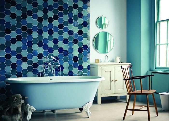 Deko Ideen Hexagon Wabenmuster Modern | ocaccept.com