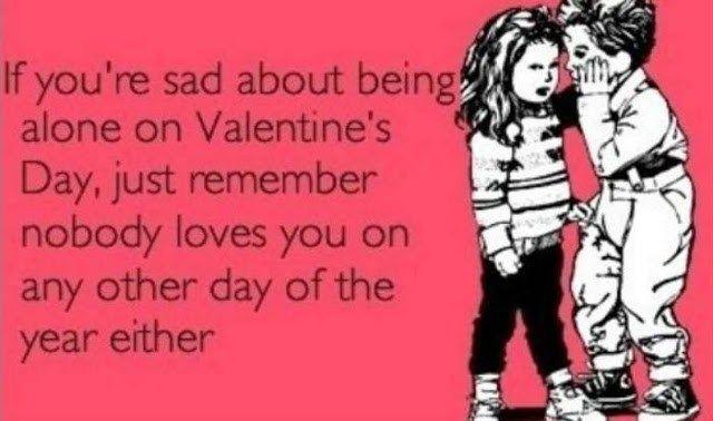 3291db733d0364615bdcdd6b4c4655e9 - #22 Incredible Happy Valentine Day Quotes For Singles (Hot) Happy Valentines Da...