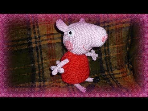 Pig Rabbit Amigurumi Patron : Pepa Pig Amigurumi Patron Gratis en Espanol http://www ...