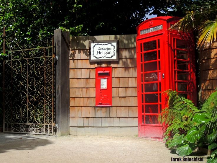 The Lost Gardens of Heligan, Pentewan, St.Austell, Cornwall, Tour of England 2016