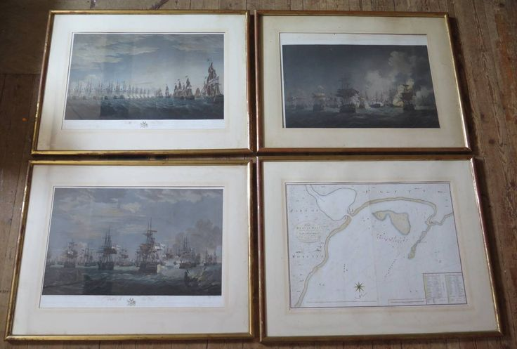 Nile Engravings By Thomas Heller est £1000-£1600 to be auctioned 15/6/16
