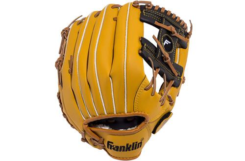 Top 10 Best Youth Baseball Gloves For Adults Reviews In 2020 Youth Baseball Gloves Franklin Sports Baseball Glove