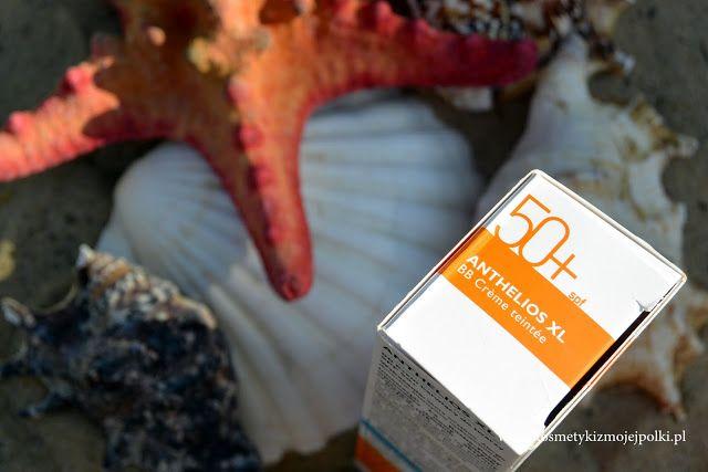Kosmetyki z Mojej Półki: ANTHELIOS XL BB Krem barwiący do twarzy SPF50+ | La Roche Posay