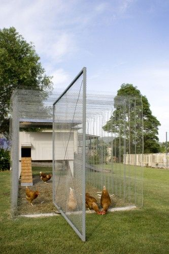 Origami Coop / Chris Mullaney - arch daily
