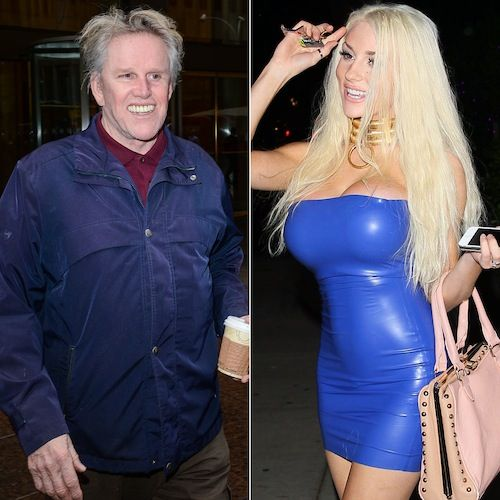 Gary Busey Allegedly Hit on Courtney Stodden—And Slapped Her Mom! | In Touch Weekly