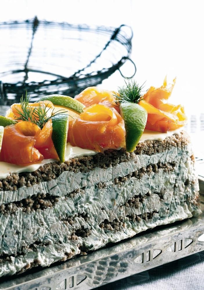Kalavoileipäkakku | K-ruoka
