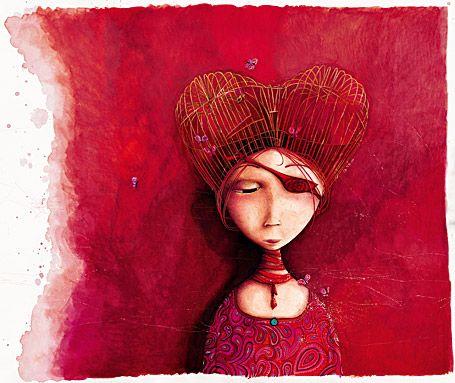 Illustration de Rébecca Dautremer