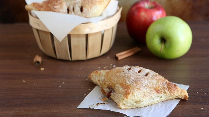Thanks to store-bought puff pastry, these old-school apple pastries come together in (nearly) no time.