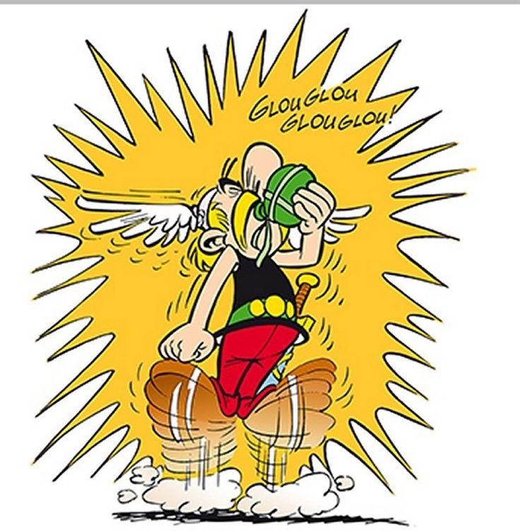 superheroes - asterix