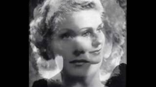 Elisabeth Schwarzkopf sings Marietta's Lied from Die Tote Stadt