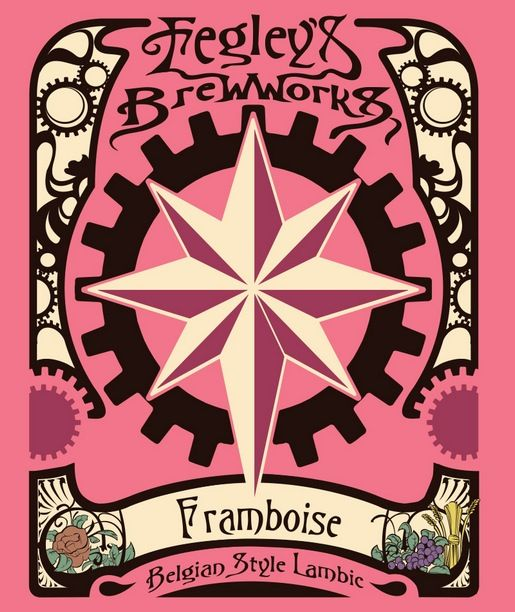 Fegley's Framboise Lambic to be released on Friday, February 24th