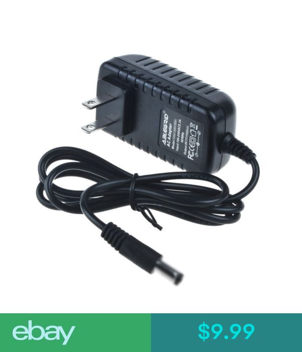 DC6V AC Adapter For Fisher Price Model PS06B-0601000U Power Supply Cord