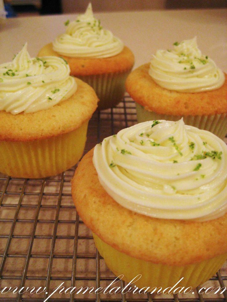cupcake limao
