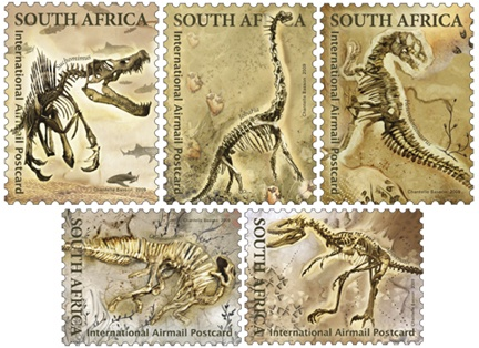 postage stamps south africa