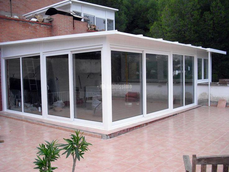 Las 25 mejores ideas sobre cerramientos terrazas en - Cerramientos de terrazas de aticos ...