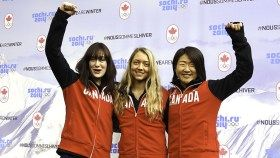 Road to Sochi: Canada announces first-ever women's ski jumping Olympic team - way overdue!