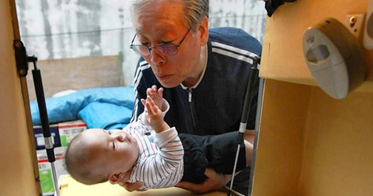 Pastor Opens His Home To Neglected Babies Of South Korea