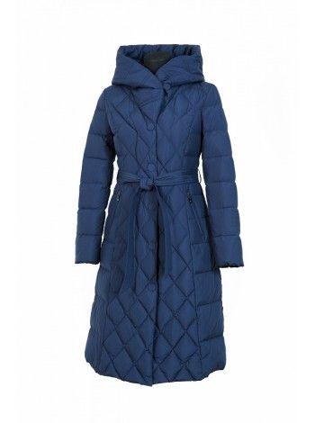 Пальто (синий)