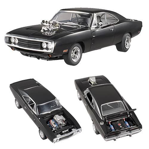 Fast and Furious 1970 Charger Elite Cult Classics 1:18 Car