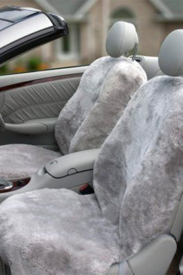 DC-57 Sheepskin Car Seat Cover Set By Overland Sheepskin Co, http://www.overland.com/Products/PID-99987.aspx