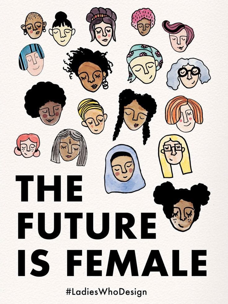 A poster that promotes equality and diversity, used at the Women's March. This one was created by Hayley Gilmore for Ladies Who Design.  (scheduled via http://www.tailwindapp.com?utm_source=pinterest&utm_medium=twpin&utm_content=post135001125&utm_campaign=scheduler_attribution)