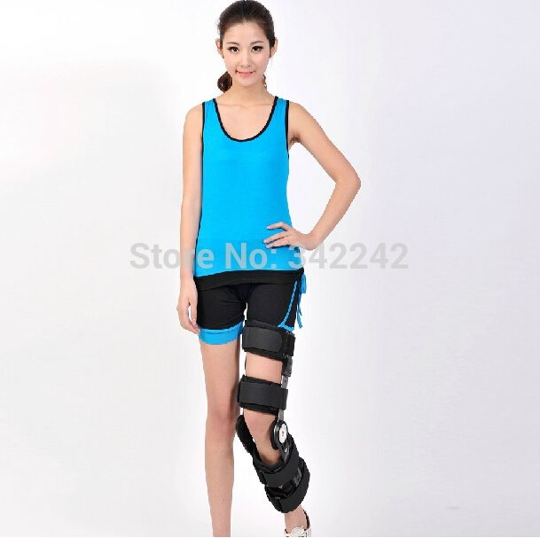 141.15$  Watch now - http://alia8q.worldwells.pw/go.php?t=1515720603 - Adjustable knee joint brace apparatus with a fixed frame postoperative hard knee ligament damage splint of lower limbs