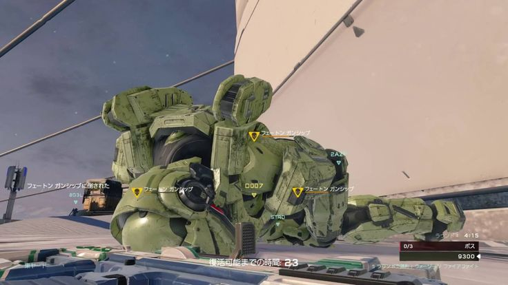 [WZFF-64] XboxOne Halo5 WARZONE FIREFIGHT  野良協力 ウォーゾーンファイアファイト  MARCH ON...