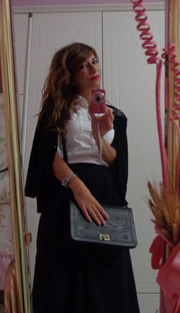 Ale's Pink Fairy Tale:storia di una principessa moderna...incantata da moda e make-up: #Outfit - Un giorno per caso...in ufficio