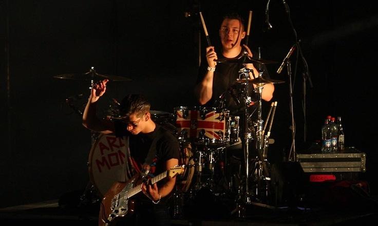 Arctic Monkeys - Primer día 31/03/2012