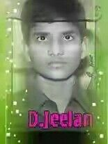 Beautiful edited picture of Author D.jeelan school at 10th s.s.c.