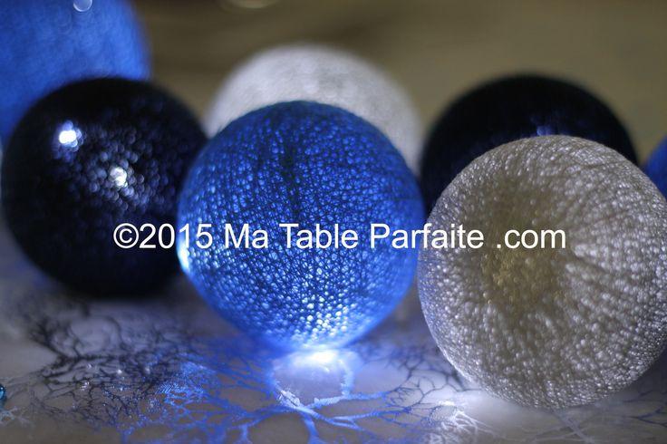 189 best deco de table bleu turquoise et argent images on - Objet deco bleu turquoise ...