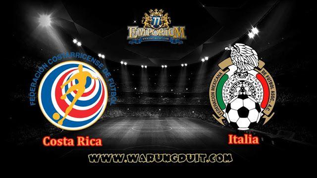 Prediksi Bola Costa Rica VS Meksiko 06 September 2017