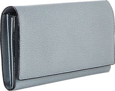 Valextra Large Wallet with Card Case -  - Barneys.com