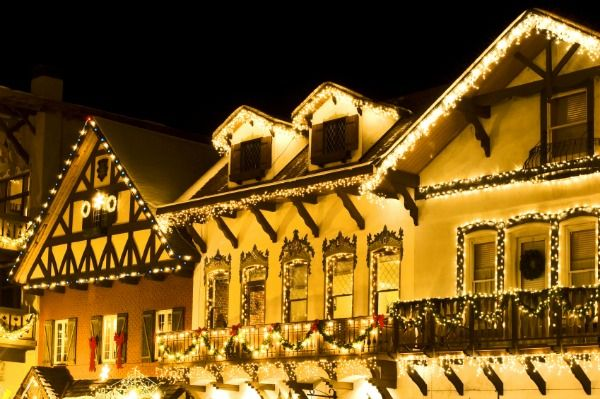 Leavenworth Washington. Cutest little bavarian themed town!