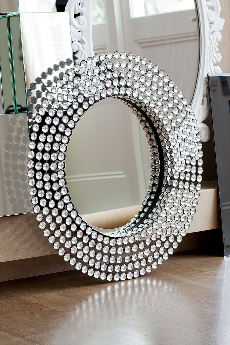 54 best Creative mirrors images on Pinterest | Mirrors, A ...
