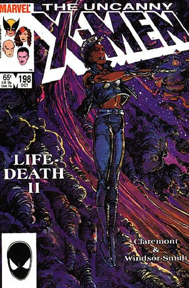 Uncanny X-Men Vol 1 198 - Lifedeath II -  Chris Claremont, Barry Windsor-Smith