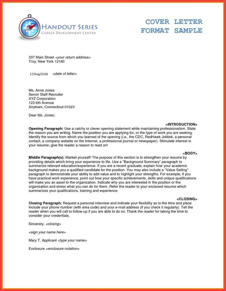 Business Letter Format In MsWord FormalBusinessLetterMs