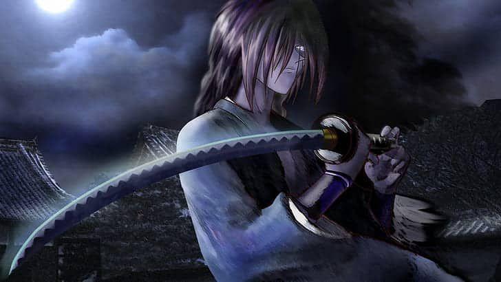 Pin By Sweetie Alice On Www Animebatch Web Id Rurouni Kenshin Anime Hd Anime