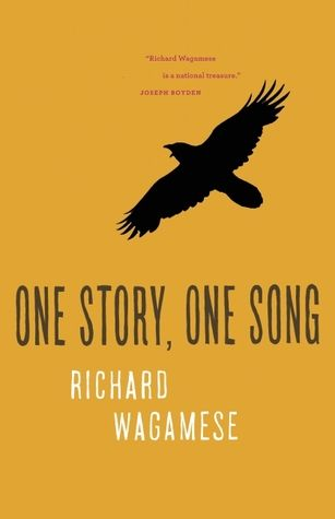 A non-fiction book of reflections by Richard Wagamese. He is quickly becoming one of Rachel's favourite writers.