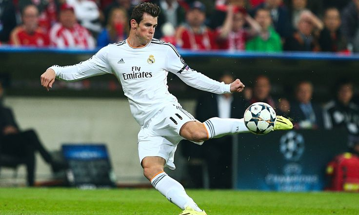 #4 Gareth Bale - $34.9 million.  Wale's native, Bale was toted as the highest paid for footballer during the 2013 transfer season. Real Madrid paid a then record-breaking amount of $118 million for the Tottenham Hotspur player who receives weekly wages of $456, 000, which is besides what he earns from endorsements with Adidas, EA Sports and Lucozade.