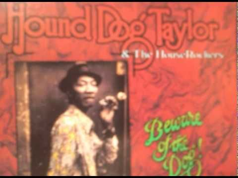 Give Me Back My Wig - Hound Dog Taylor. Aaarrgghhh I love this song so much!! So frickin' funky. I just melt for slide guitar...mean as.