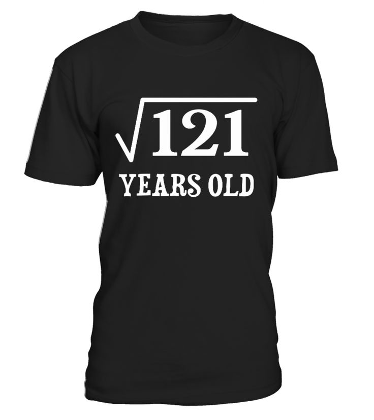 Square Root of Years Old Birthday Shirt  #gift #idea #shirt #image #family #myson #mentee #father #mother #grandfather