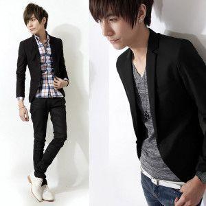 blazer pria murah warna hitam dengan model slimfit dan casual untuk dipakai santai maupun formal  Kode barang: BMP10 harga produk: 210000 pesan via BBM: 795C5803 Web : JAS-PRIA.COM