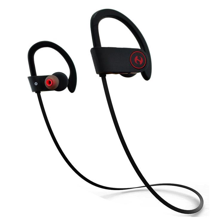 Amazon.com: Bluetooth Headphones, Hussar Magicbuds Wireless Headphones, IPX4…