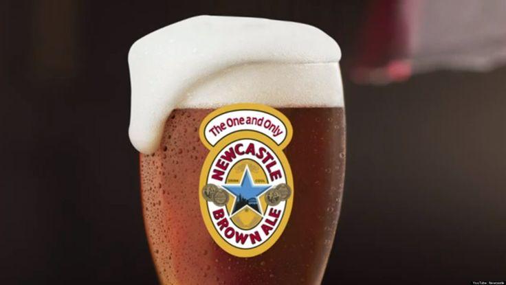 #Receta !! #Fishandchips cocinado con #cerveza #Newcastle Brown Ale   Más #recetasconcerveza en cervecetario.wordpress.com